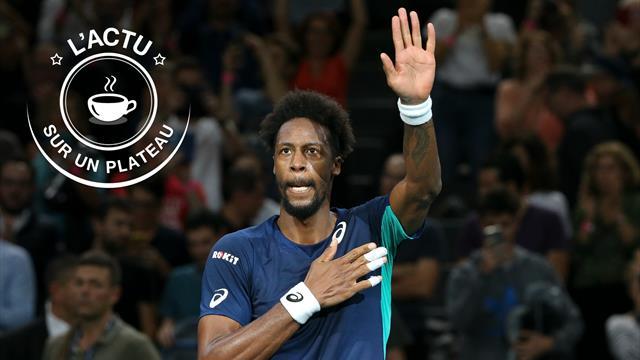 Monfils, petite finale, PSG, Clippers : L'actu sur un plateau