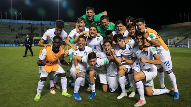 Calcio: Mondiale U17, Messico ko, azzurrini agli ottavi