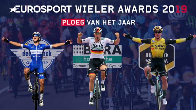 Eurosport Wieler Awards 2019   Ploeg van het jaar