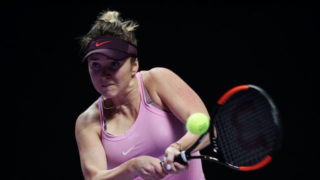 Barty finit son année en beauté — Masters WTA