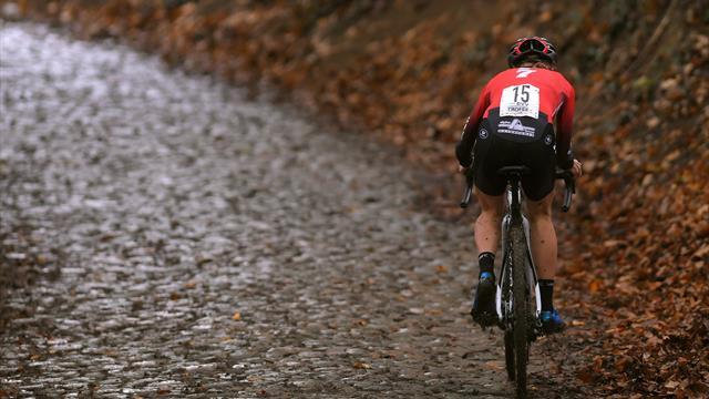 Kastelijn triumphs in women's cyclo-cross European Championship