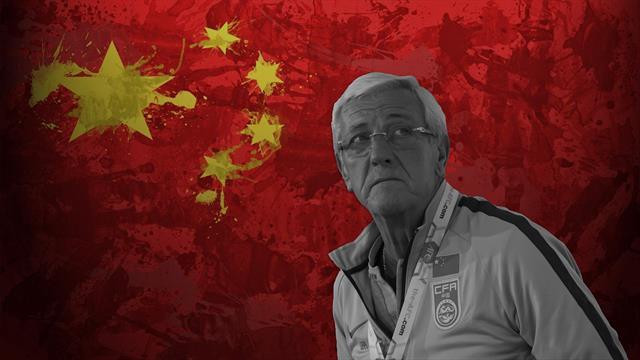 Nazionale Cina, Lippi sotto accusa: