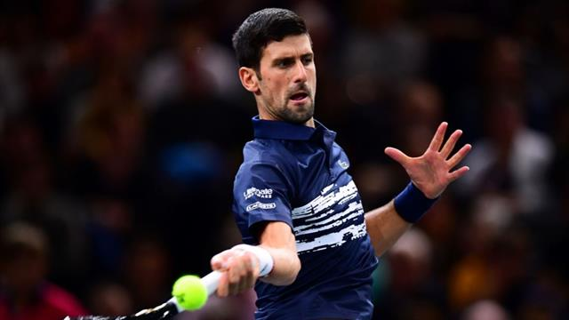 Djokovic sees off Dimitrov challenge to reach Paris final