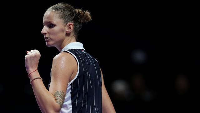 Trionfo Pliskova in 3 set: Halep si arrende, la ceca stacca il pass per le semifinali