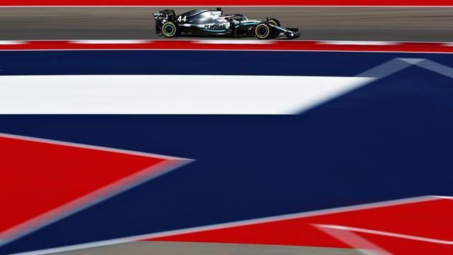 Hamilton domine les essais libres 2 - Fil Info - Formule 1 - Auto/Moto