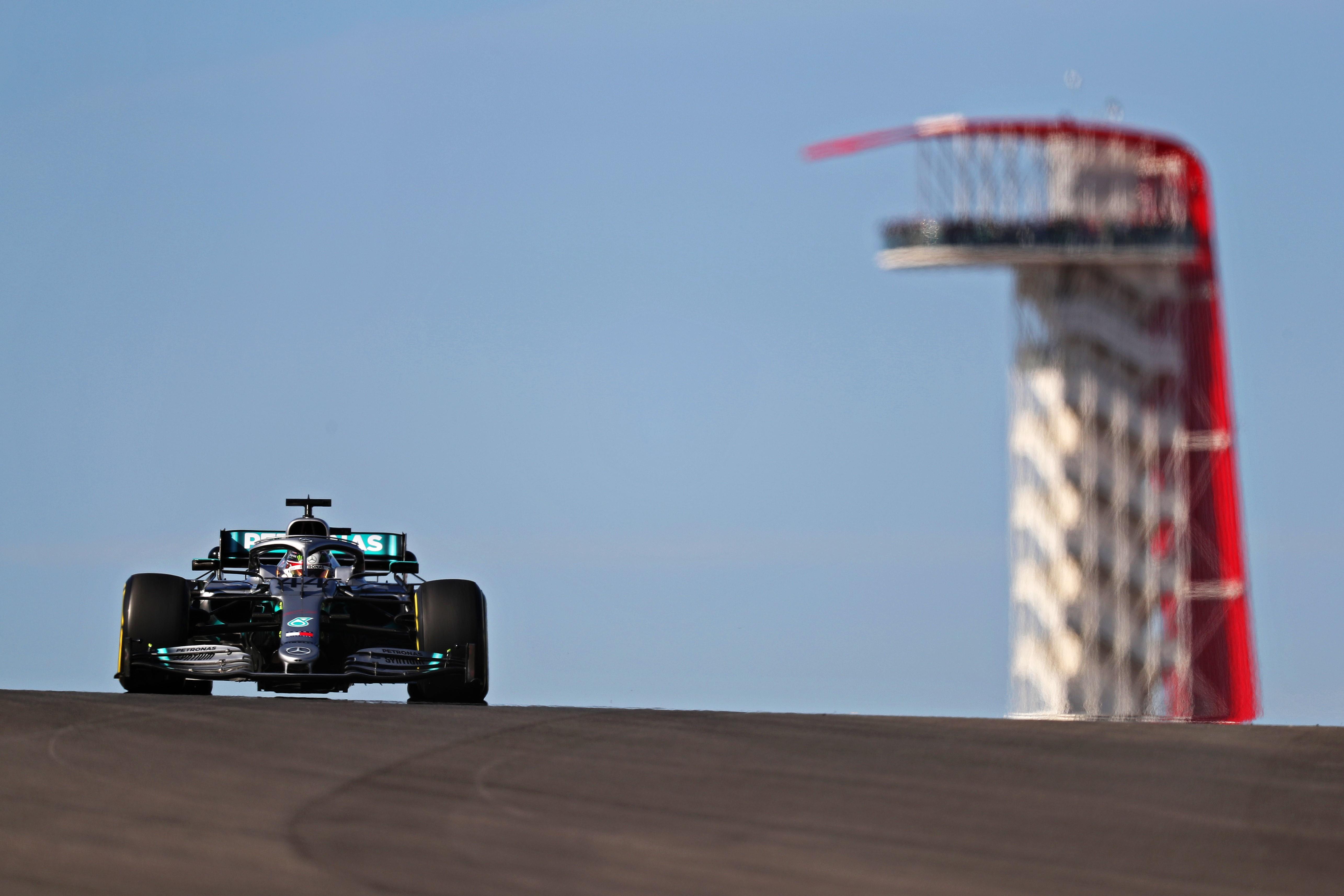 Un sixième titre pour Lewis Hamilton