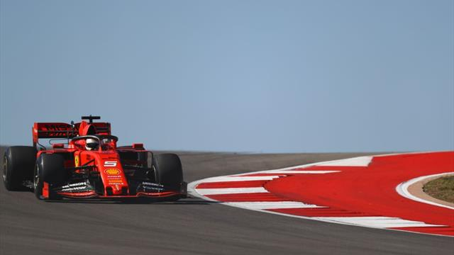 Ferrari, Vettel fiducioso:
