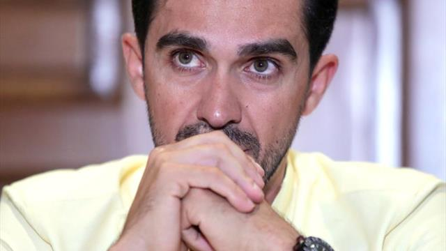 Alberto Contador, ingresado en un hospital de Colombia por fiebre