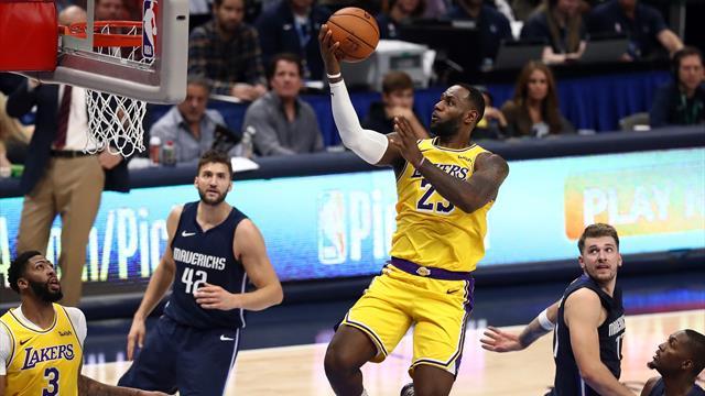 NBA | Show total cu LeBron James și Luka Doncic la catedră
