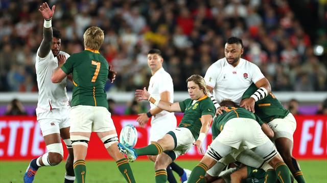 Die Rugby-WM: Das Finale jetzt live im TV und im Livestream