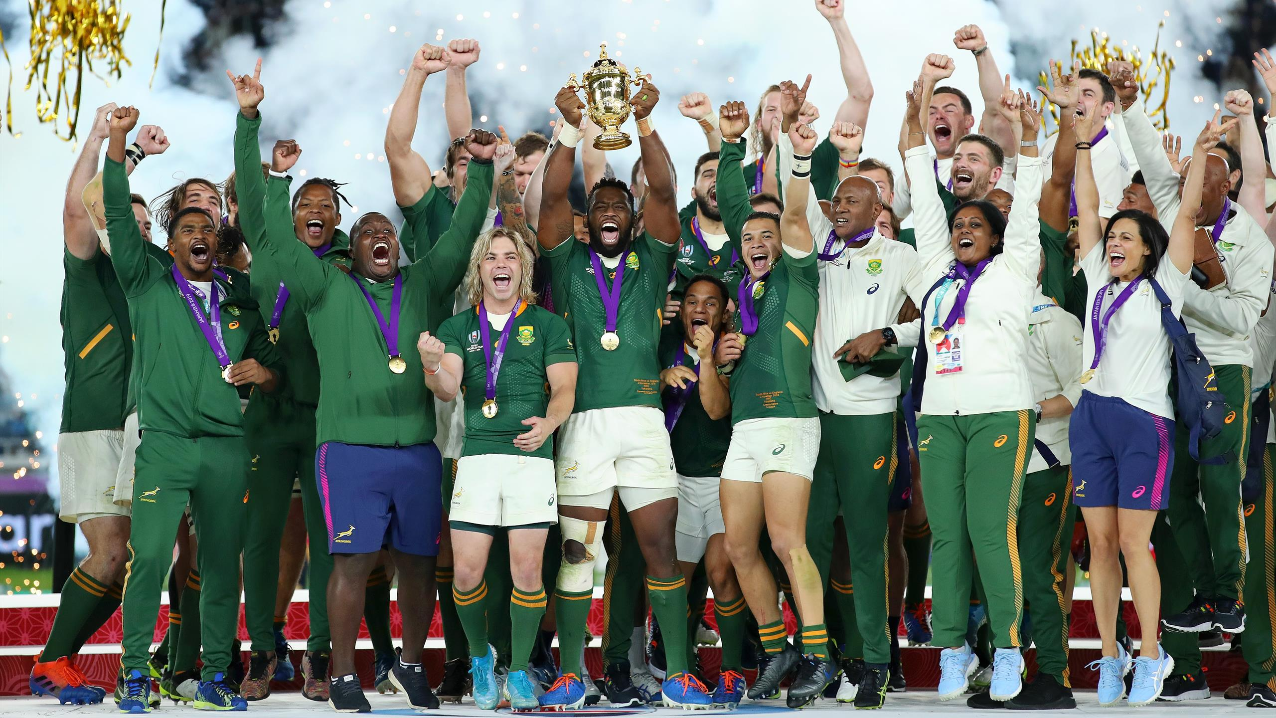 Rugby World Cup final - Relentless South Africa beat England to win Rugby  World Cup - Eurosport