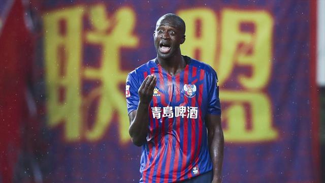 Yaya Touré expulsé après seulement 10 secondes — Chinese Super League