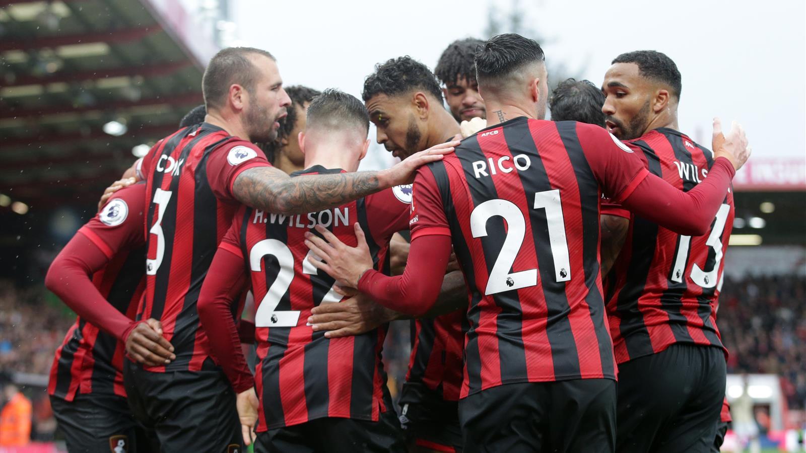 Joshua King Ends Manchester United S Mini Revival Premier