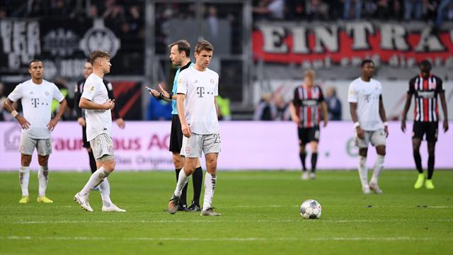 Bayern Munich Sack Niko Kovac