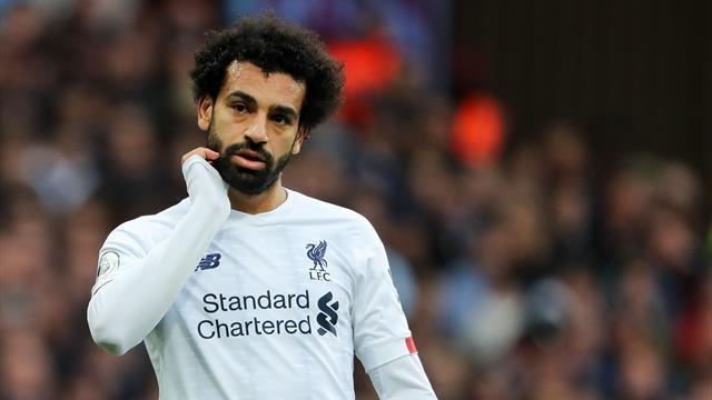 Pasa sublimă a lui Salah pentru Keita