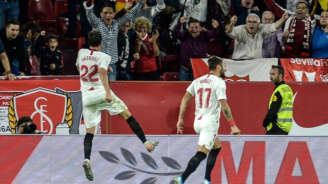 Costa misses penalty as Sevilla and Atletico Madrid spurn chance to go top