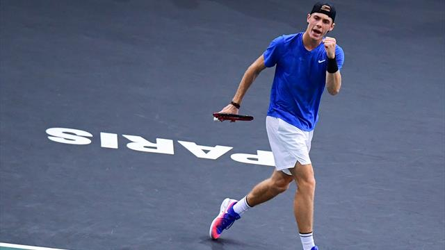 Shapovalov, le (nouveau) grand bond en avant