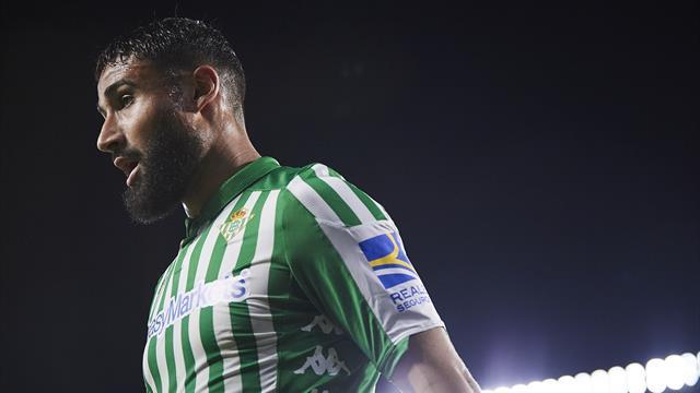 Fekir a rendu hommage à Benzema — Betis