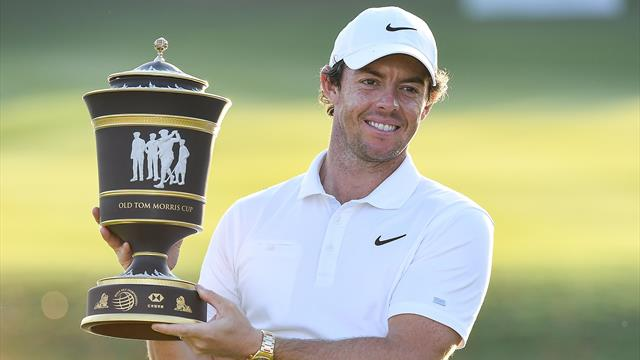Ny turneringsseier for McIlroy