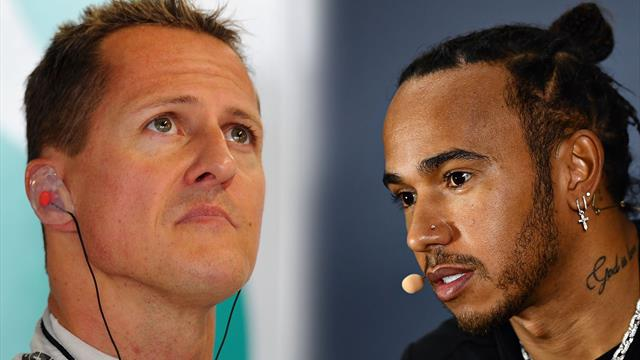 Why Hamilton v Schumacher is crucial to the future of F1