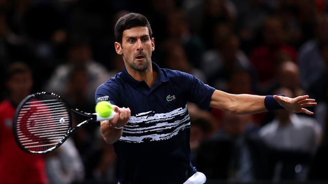 Djokovic macht kurzen Prozess mit Berrettini