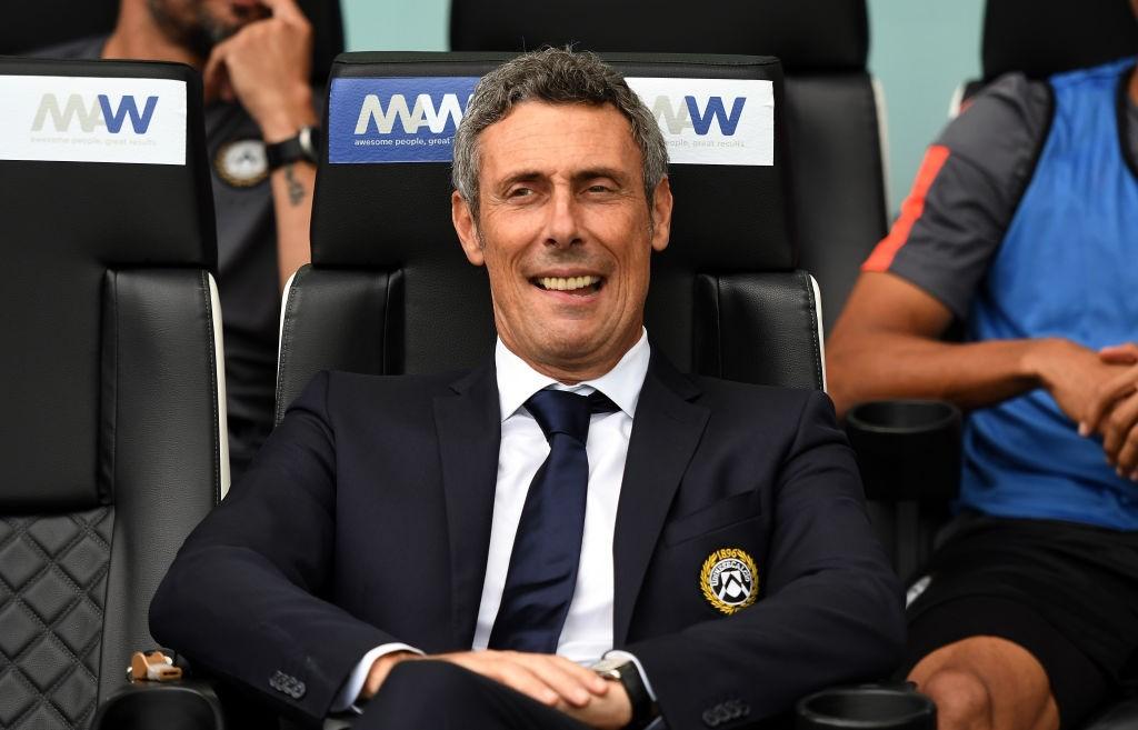 Udinese'nin Igor Tudor sonrası yeni teknik direktörü Luca Gotti | Genoa-Udinese | Serie A 2019/2020