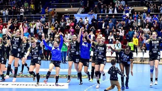 CSM București a câștigat meciul cu Perla Lublin, la revenirea Cristinei Neagu!