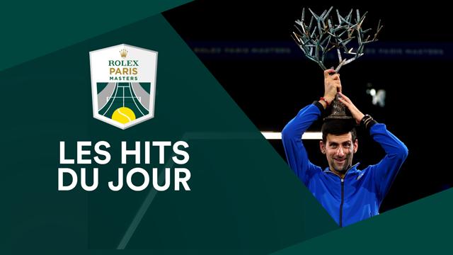 """""""S'il continue de jouer comme ça, Djokovic finira la saison n°1 mondial"""""""