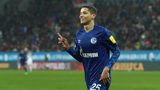 Late Harit goal completes Schalke comeback win at Augsburg
