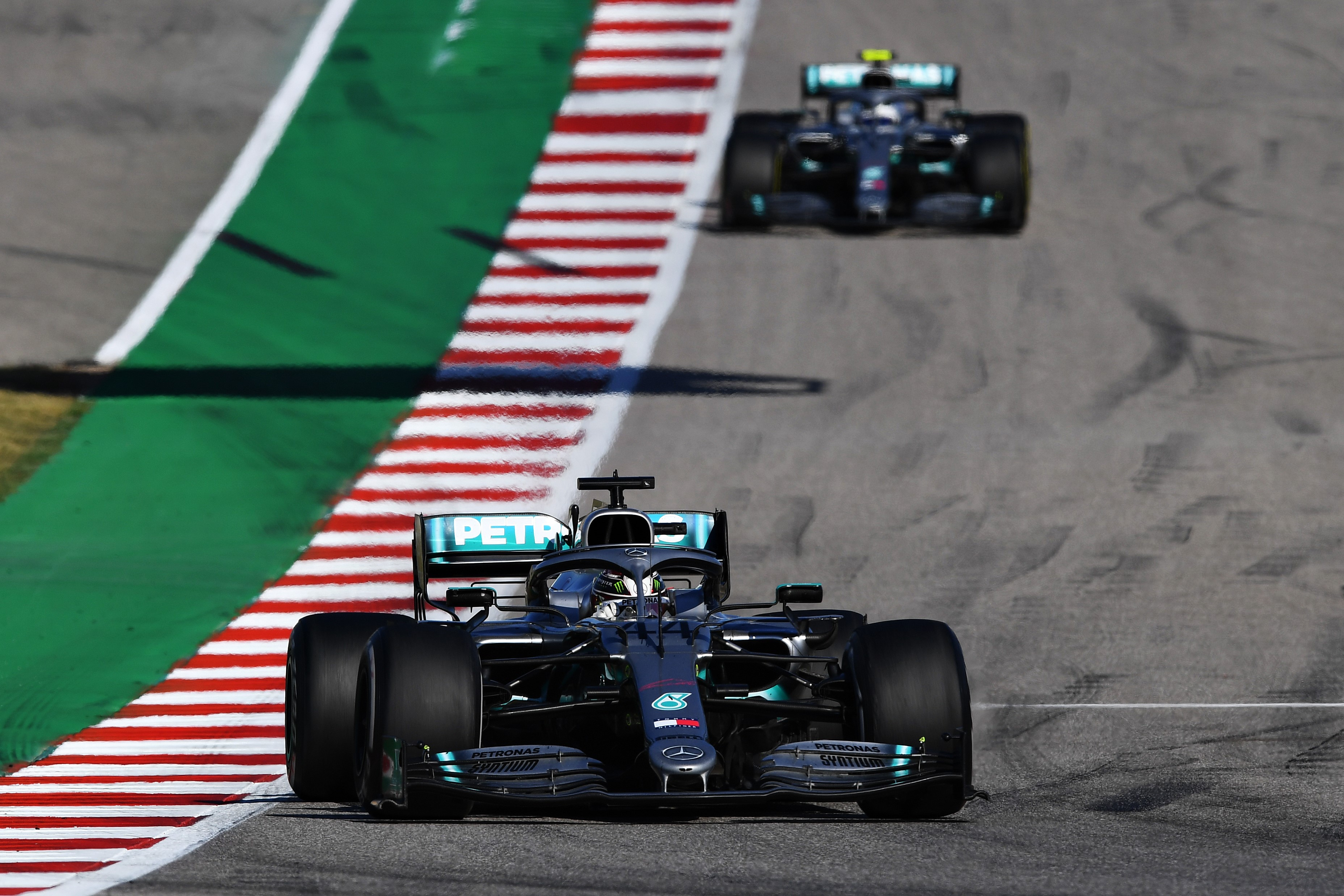 Valtteri Bottas (Mercedes) -  2019 ABD Grand Prix'si