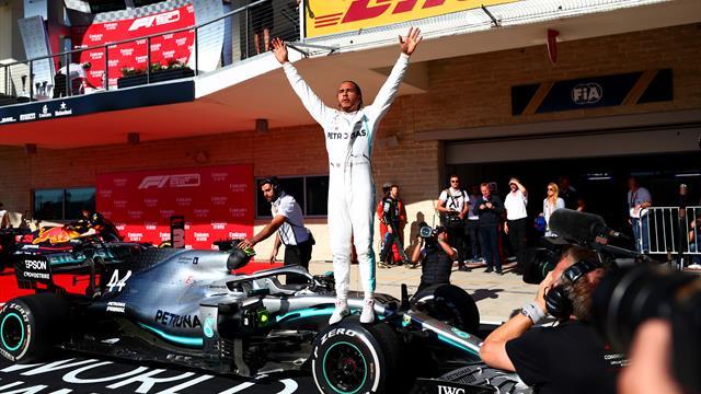 Hamilton, Schumacher'i geride bırakmanın eşiğinde