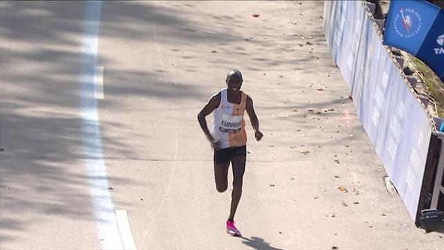New York Marathon | Debuutoverwinning Jepkosgei; Zege Kamworor bij mannen