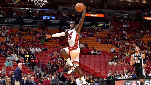 Hapsin kıyısından NBA gündeminin ilk sırasına: Kendrick Nunn