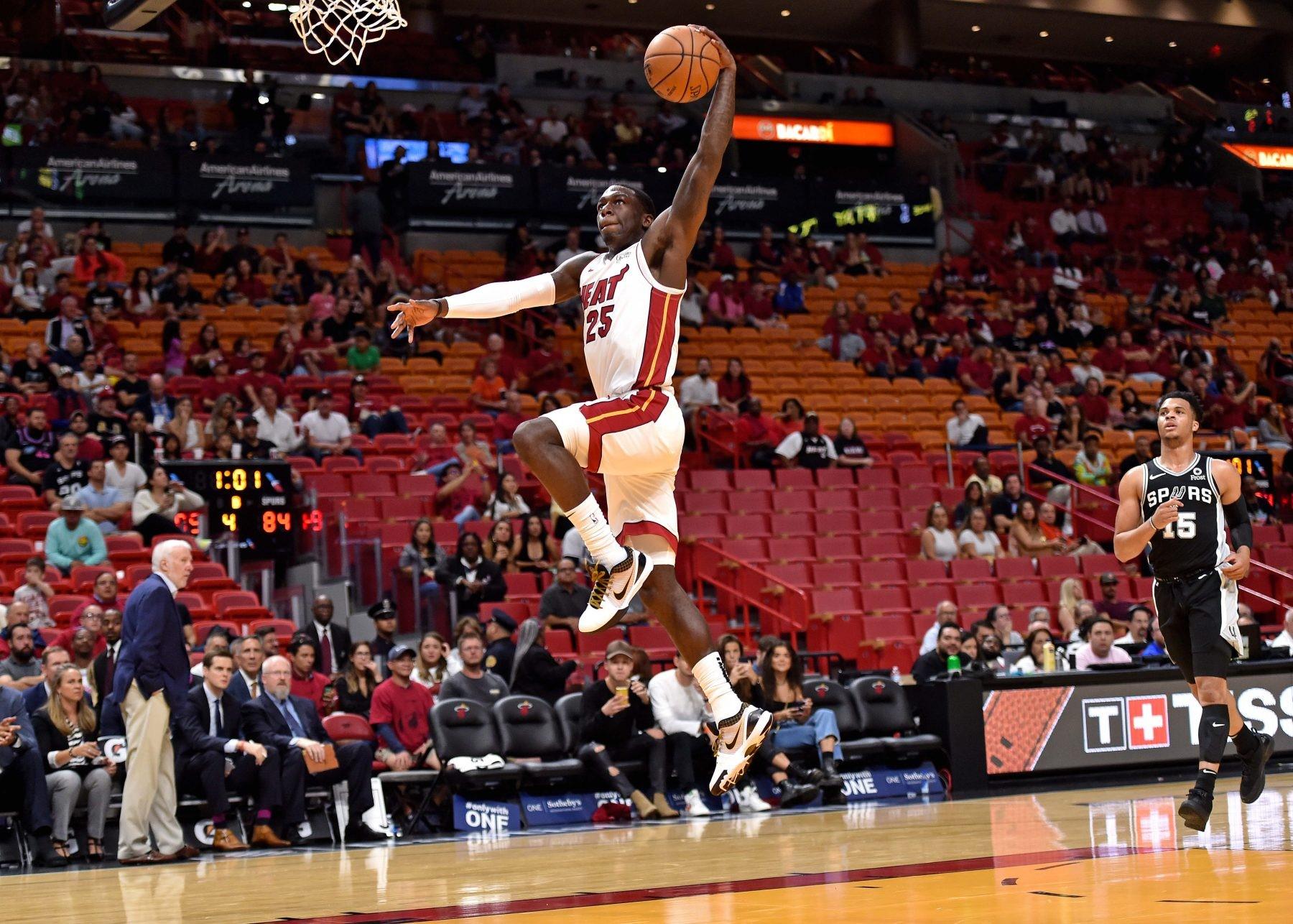 Kendrick Nunn, Miami Heat