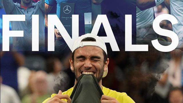 Matteo Berrettini, un sogno chiamato ATP Finals dopo un magico 2019