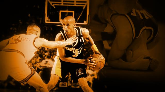 The Essential Stories: Reggie Miller's eight points in nine seconds