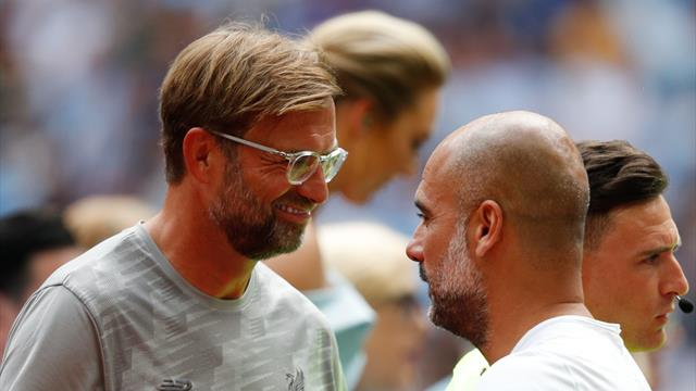 Liverpool v Man City: A November title decider? Don't be daft