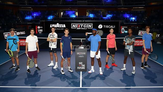Die Next Gen ATP Finals live im TV und im Livestream