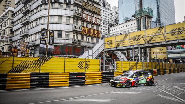 Huff vise une 10e victoire record à Macao mais se méfie du challenge qui l'attend