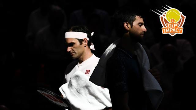 "Di Pasquale: ""Le seul joueur capable de contrarier Djokovic en Indoor? Federer"""