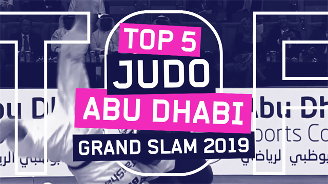 Top 5 from Abu Dhabi