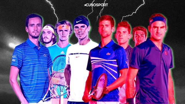 Джокович, Надаль или Медведев? Кто выиграет Итоговый турнир ATP