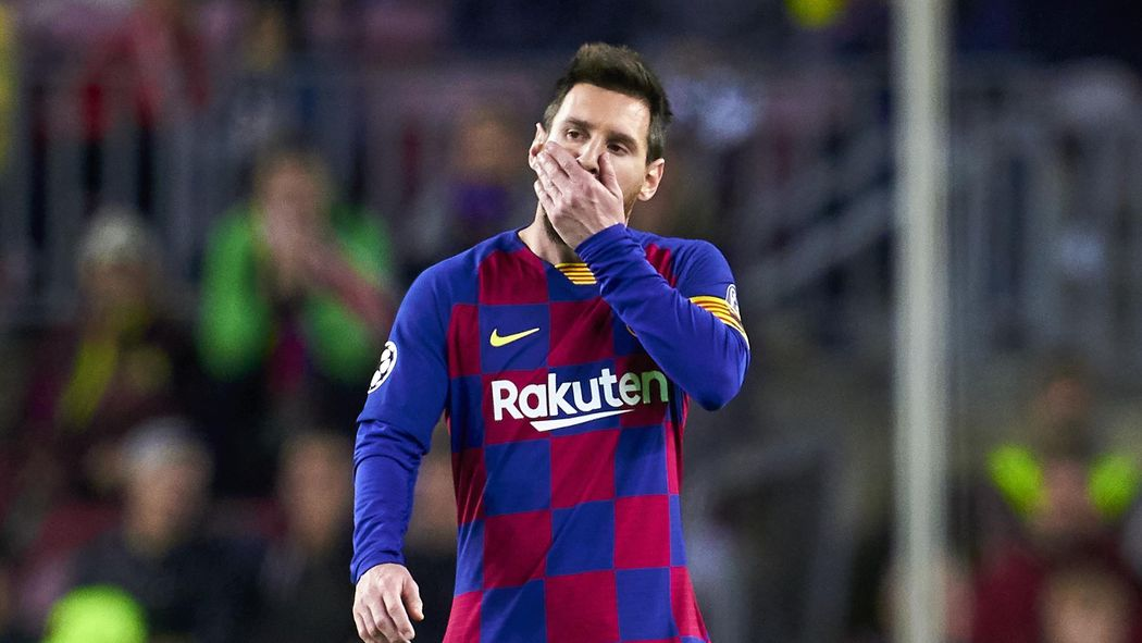 Football News Sloppy Barcelona Stumble To Slavia Prague