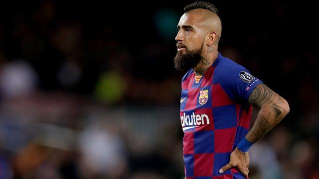Vidal menace de quitter le Barça