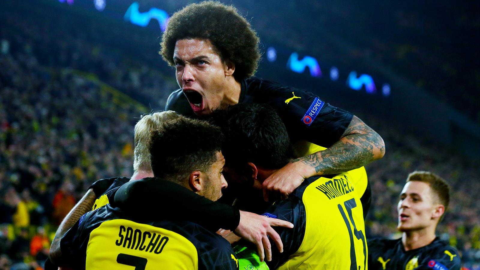 Dortmund rencontres rencontres quelqu'un cinq ans plus jeune