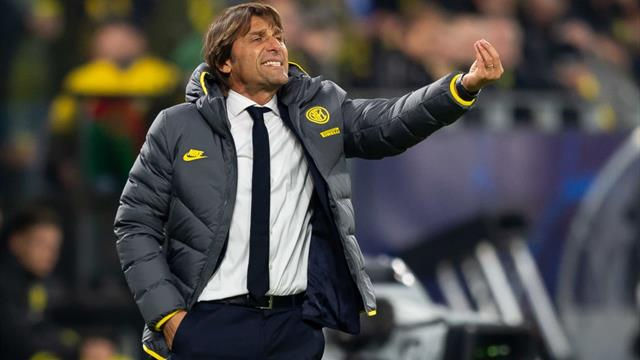 Champions, Conte attacca: