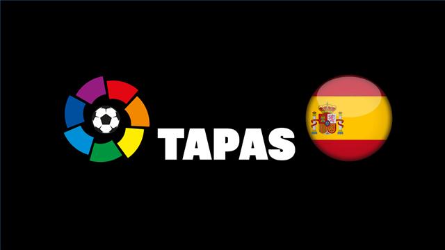 Tapas: Atıştırmalık La Liga #1