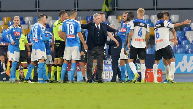 Napoli to take legal action against own players after training ground revolt
