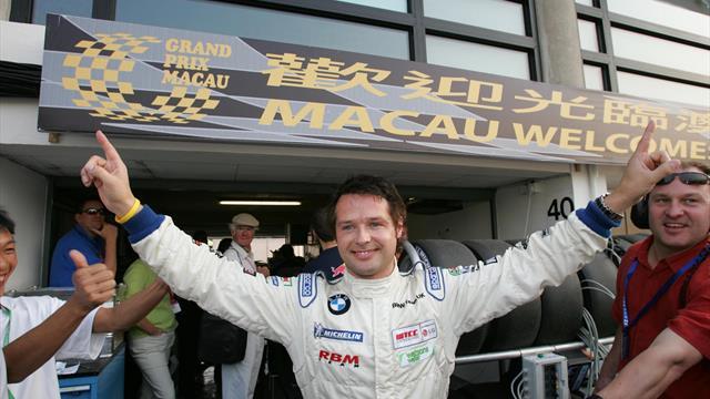 Le succès à Macao crucial dans la carrière du pilote WTCR Priaulx