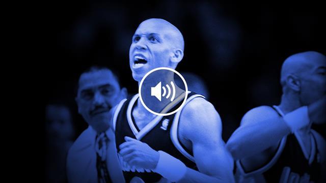 Podcast - 8 points en 9 secondes : Reggie Miller, la nuit du chasseur